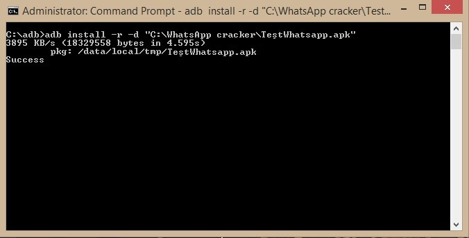 Decrypting the WhatsApp Database – Checkmate