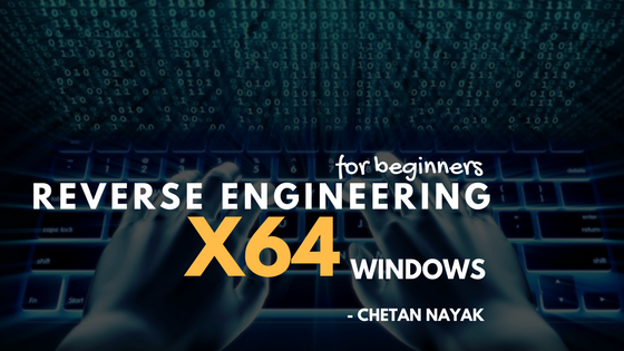 Reverse Engineering x64 for Beginners – Windows – Checkmate