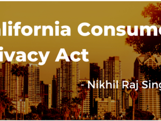 California-Consume-privacy-act