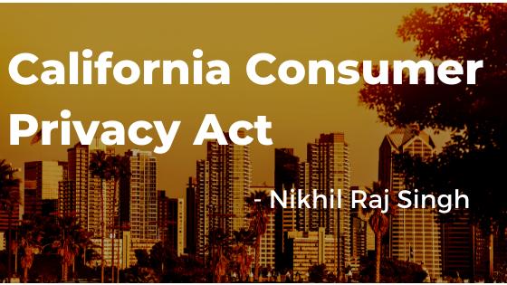 California-Consume-privacy-act